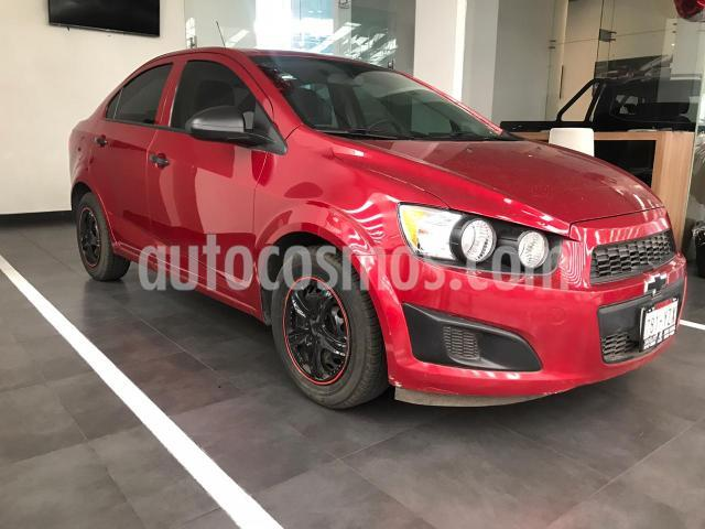 Chevrolet Sonic 4P LT AT A/AC. VE BA RA-15 usado (2013) precio $125,500
