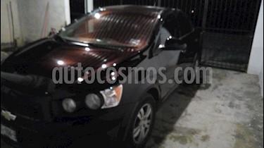 foto Chevrolet Sonic LT usado (2015) color Negro precio $130,000