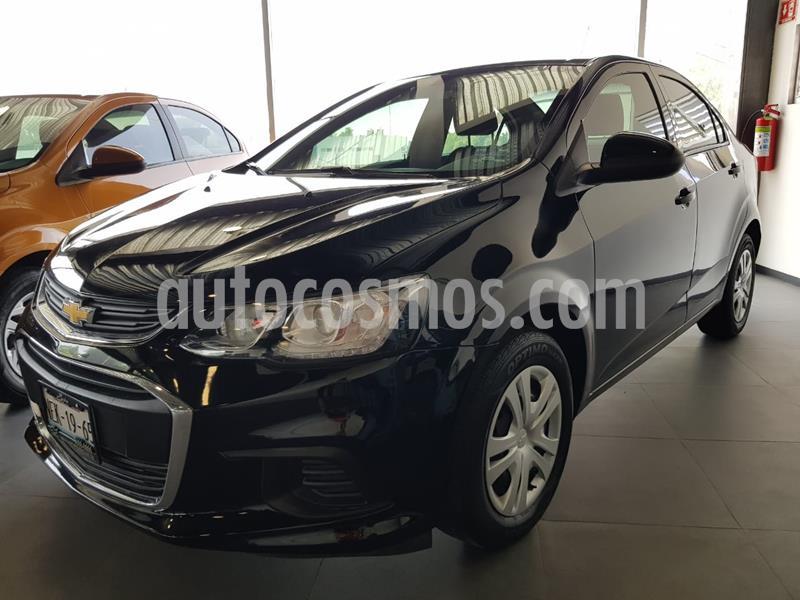 Chevrolet Sonic LS usado (2017) color Negro precio $169,000