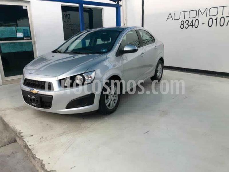 Chevrolet Sonic LT Aut usado (2016) color Plata precio $151,000