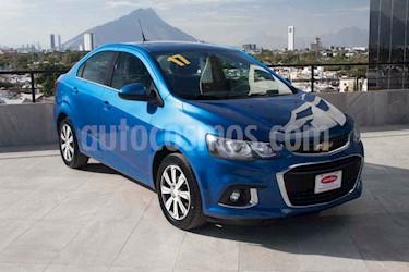 foto Chevrolet Sonic Premier Aut usado (2017) color Azul precio $174,700