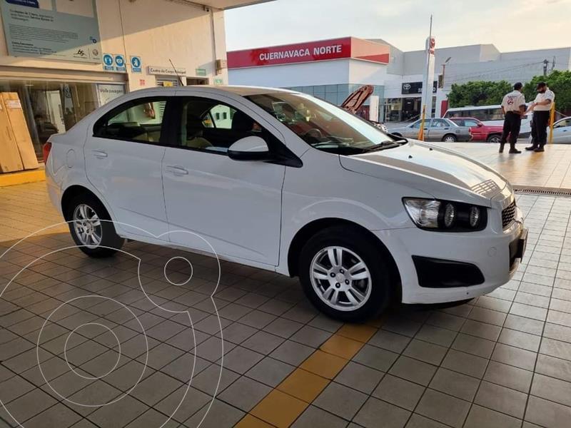 Foto Chevrolet Sonic LT usado (2016) color Blanco precio $149,900