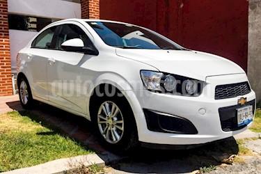 Chevrolet Sonic LT usado (2016) color Blanco precio $154,900
