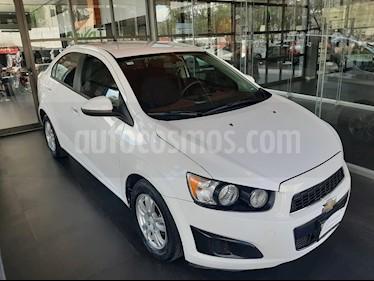 Chevrolet Sonic LT Aut usado (2014) color Gris Oxford precio $130,000