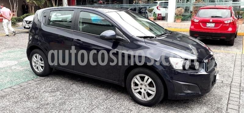Chevrolet Sonic LT HB Aut usado (2016) color Azul precio $159,000