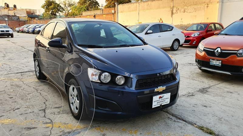Chevrolet Sonic LS usado (2016) color Azul precio $144,000