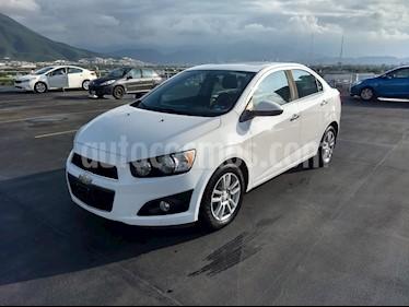 Chevrolet Sonic LTZ Aut usado (2014) color Blanco precio $122,900