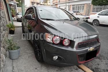 Chevrolet Sonic LTZ AT PAQ F usado (2013) color Gris Oscuro precio $115,000