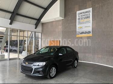 Chevrolet Sonic LS usado (2017) color Gris precio $169,000