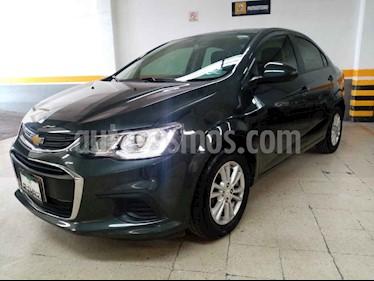 Chevrolet Sonic 4p LT L4/1.6 Aut usado (2017) color Gris precio $189,000