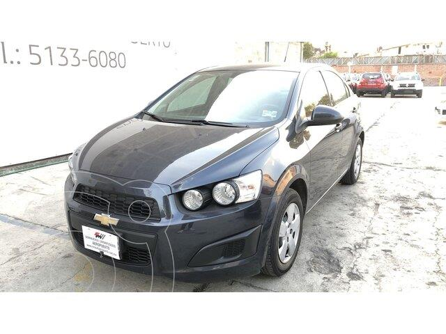 Chevrolet Sonic LS usado (2015) color Negro precio $144,000