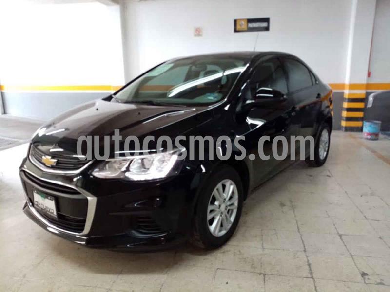 Chevrolet Sonic LT usado (2017) color Negro precio $169,000