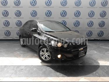 Foto Chevrolet Sonic LT usado (2016) color Negro precio $169,000