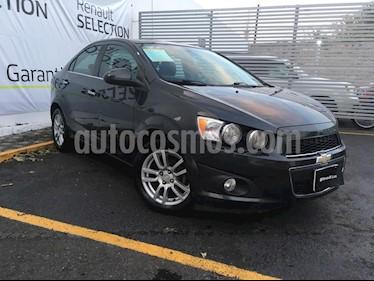 Chevrolet Sonic LT Aut usado (2015) color Gris Ceniza precio $135,000