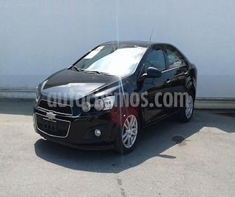 Chevrolet Sonic LTZ Aut usado (2016) color Negro precio $165,000