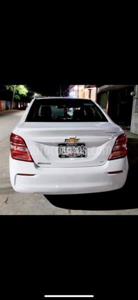 Chevrolet Sonic LT Aut usado (2017) color Blanco precio $145,000
