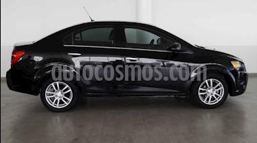 Chevrolet Sonic LTZ Aut usado (2015) color Negro precio $145,000