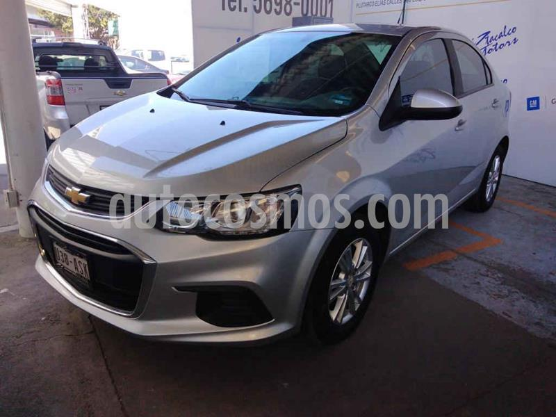 Foto Chevrolet Sonic LT usado (2017) color Plata precio $169,000