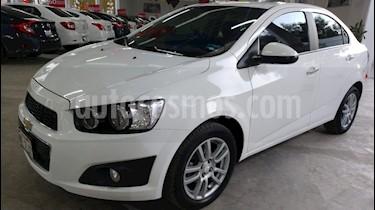 Chevrolet Sonic LTZ Aut usado (2018) color Blanco precio $169,000
