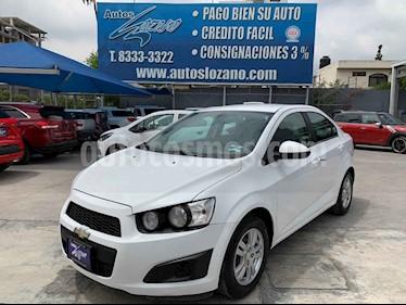 Chevrolet Sonic LT Aut usado (2013) color Blanco precio $134,900