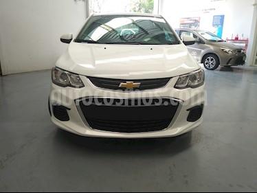 Chevrolet Sonic LT HB Aut usado (2017) color Blanco precio $166,600