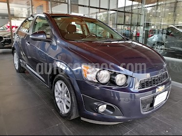 Foto Chevrolet Sonic LTZ Aut usado (2014) color Azul precio $125,000