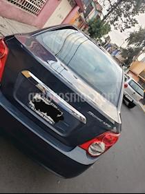 Chevrolet Sonic LTZ Aut usado (2015) color Azul precio $120,000