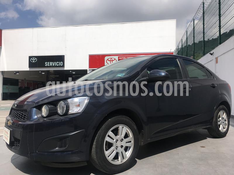 Chevrolet Sonic LT usado (2016) color Azul precio $143,000