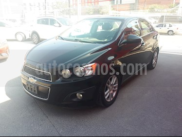 Chevrolet Sonic LTZ Aut usado (2014) color Negro precio $135,000