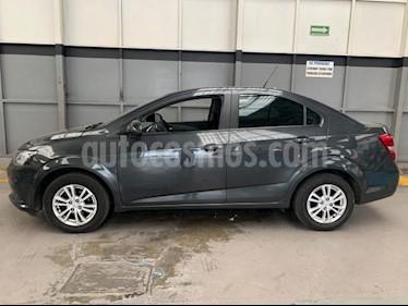 Chevrolet Sonic 4P LT AT A/AC. VE BA RA-15 usado (2017) precio $180,000