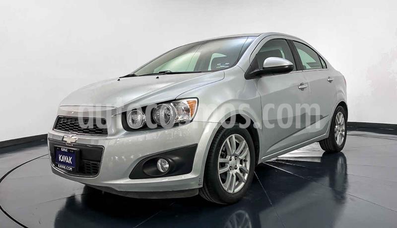 Chevrolet Sonic LTZ Aut usado (2014) color Plata precio $142,999