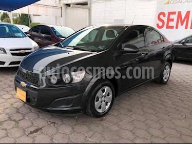 Chevrolet Sonic 4P LS L4/1.6 MAN usado (2016) color Gris precio $140,000