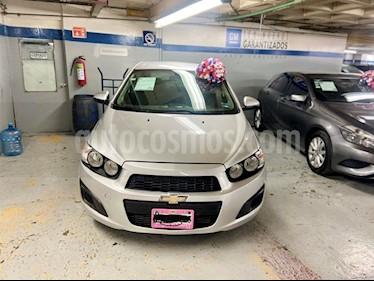 foto Chevrolet Sonic Paq E usado (2015) color Plata precio $109,000