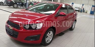 Chevrolet Sonic LT usado (2016) color Rojo precio $136,000