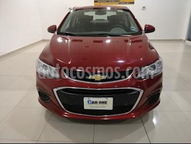 Foto Chevrolet Sonic LT Aut usado (2017) color Rojo precio $180,000