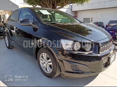 Chevrolet Sonic LT Aut usado (2016) color Negro precio $173,000