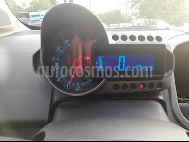 Chevrolet Sonic LT usado (2014) color Rojo Tinto precio $120,000