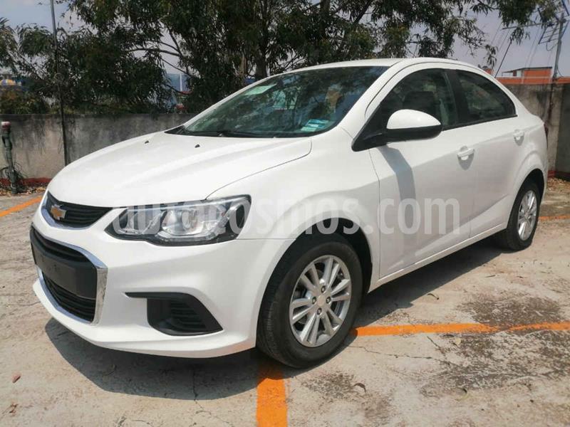 Chevrolet Sonic LT usado (2017) color Blanco precio $179,000