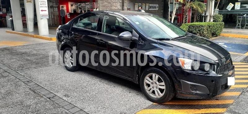 Chevrolet Sonic LT usado (2015) color Negro precio $139,000