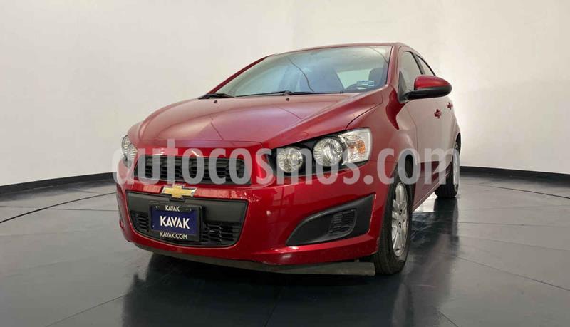 Chevrolet Sonic LT usado (2016) color Rojo precio $147,999