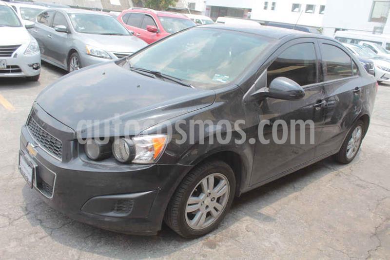 Chevrolet Sonic LT Aut usado (2014) color Negro precio $139,000