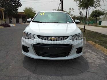 Chevrolet Sonic LT Aut usado (2017) color Blanco precio $171,900