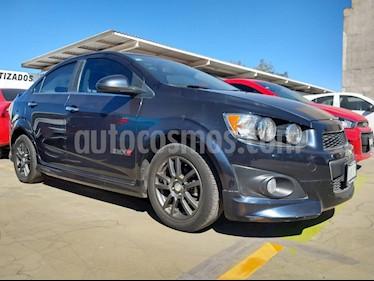 Chevrolet Sonic LTZ Aut usado (2015) color Azul precio $165,000