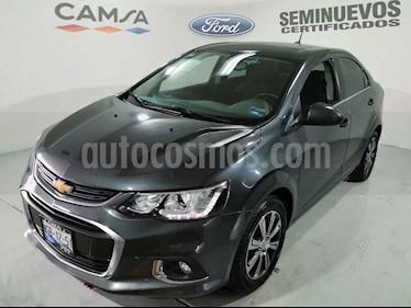 Chevrolet Sonic LTZ Aut usado (2017) color Gris precio $204,900