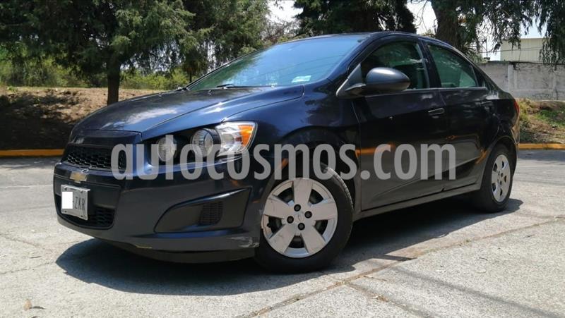 Chevrolet Sonic LS usado (2014) color Azul precio $95,000