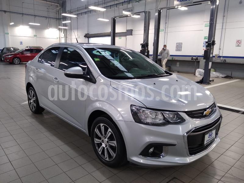 Chevrolet Sonic Premier Aut usado (2017) color Plata Dorado precio $188,000