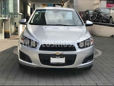 Chevrolet Sonic 4p LT L4/1.6 Man usado (2016) color Plata precio $175,000