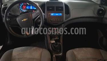 Foto venta Auto usado Chevrolet Sonic Paq A (2015) color Azul Electrico precio $120,000
