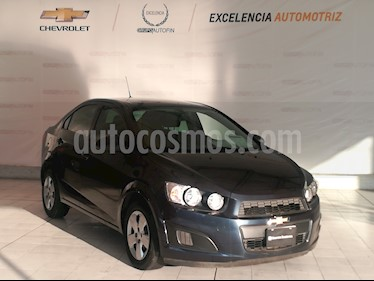 Foto venta Auto usado Chevrolet Sonic Paq A (2016) color Azul precio $143,000