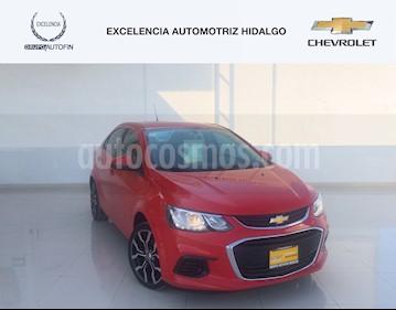 Foto venta Auto Seminuevo Chevrolet Sonic Paq C (2017) color Rojo precio $205,000